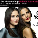 Bobbi Brown Cosmetics Email Campaign